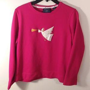 M205, Crazy Horse, large red sweatshirt,.